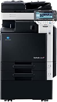 Amazon.com: Refurbished Konica Minolta Bizhub C220 tabloid ...