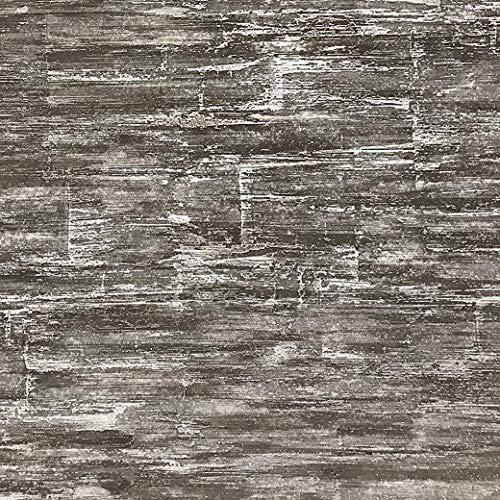 paste the wall only plain Embossed European Slavyanski modern wallcoverings rolls faux stone imitation pattern Vinyl Non-Woven Wallpaper charcoal dark gray silver metallic textured 3D washable glitter (Imitation Stone)