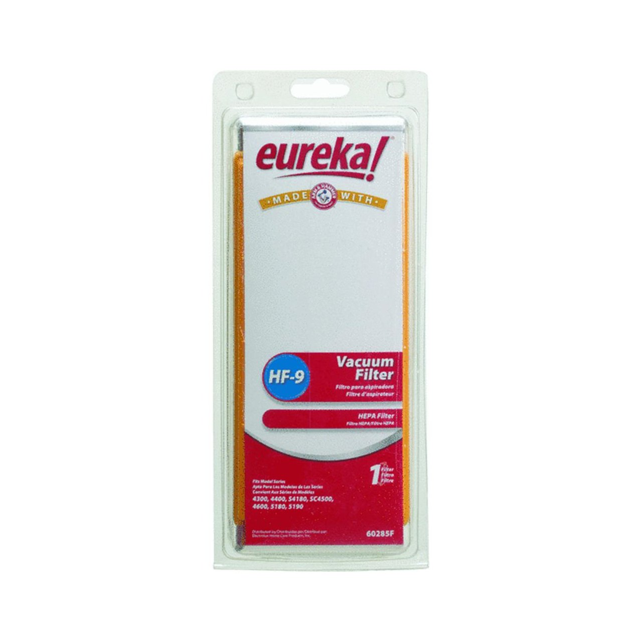 Eureka 60285 Style HF-9 Replacement Vacuum Cleaner HEPA Filter