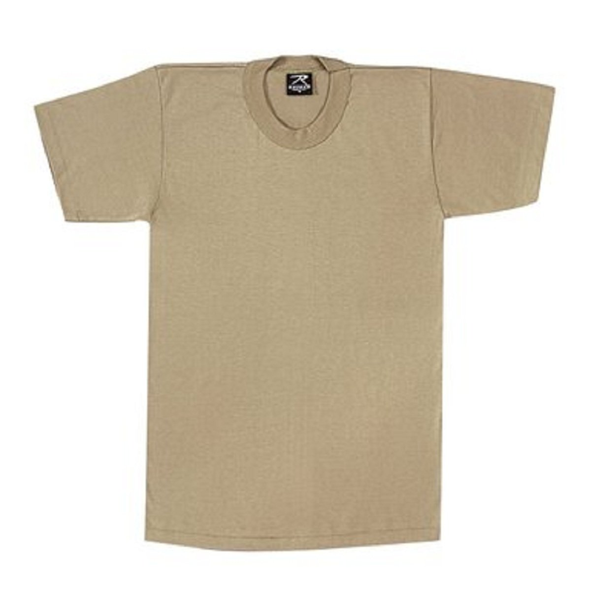 Amazon.com  8570 100% COTTON DESERT SAND T-SHIRT XLARGE  Military Apparel  Shirts  Clothing a49eee6c3f4