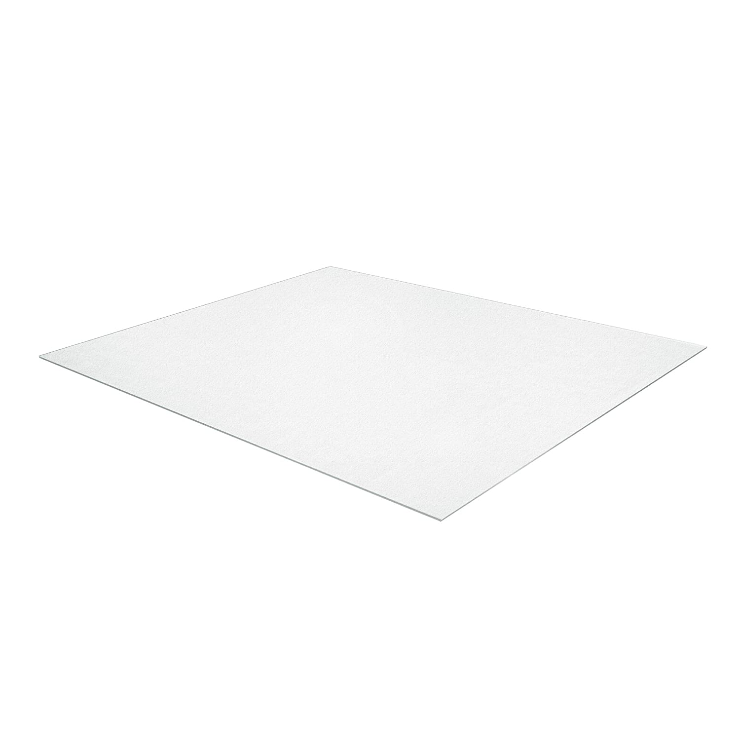 "AmazonBasics Polycarbonate Extra Large Chair Mat for Hard Floors - 59"" x 118"""