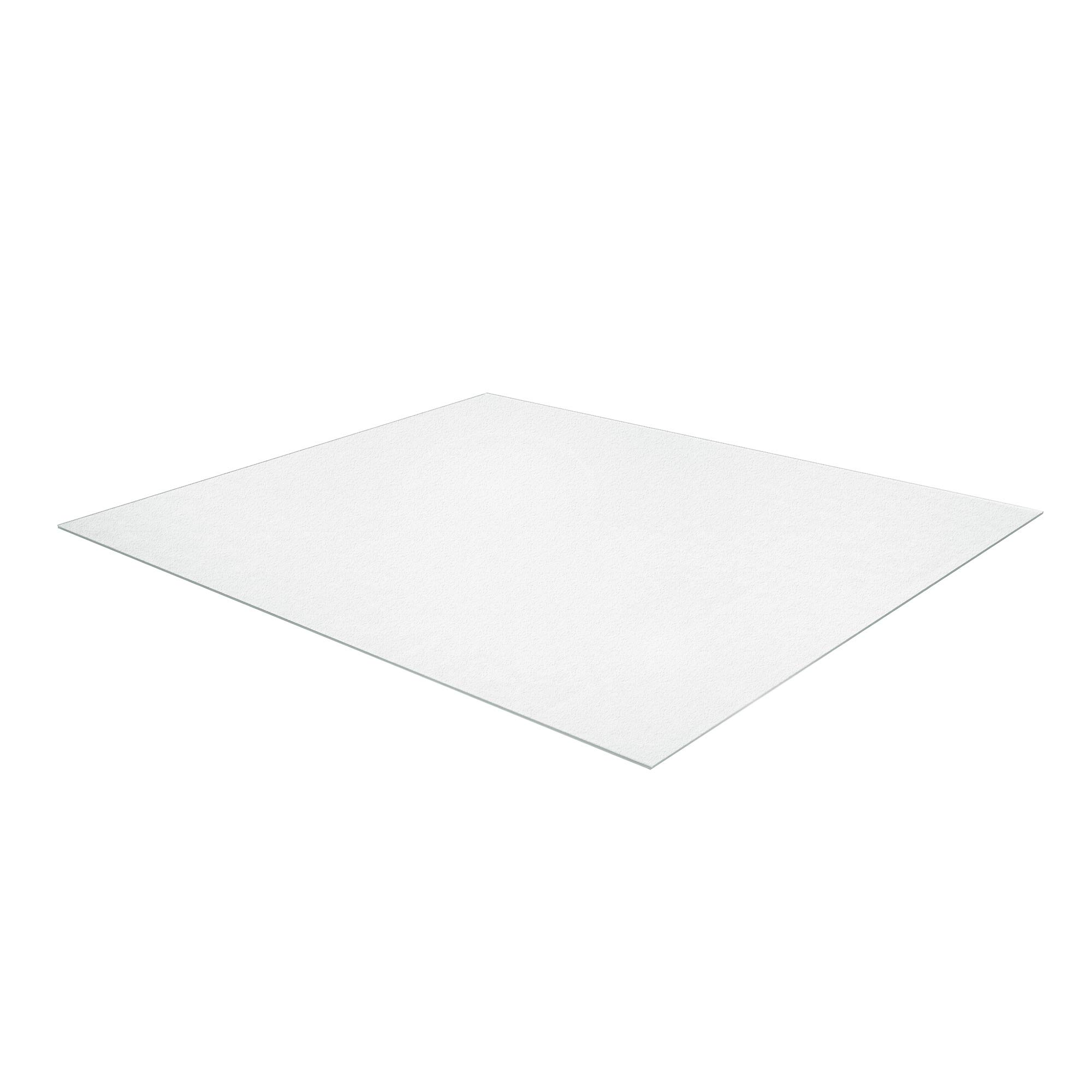 AmazonBasics Polycarbonate Extra Large Chair Mat for Hard Floors - 59'' x 79''