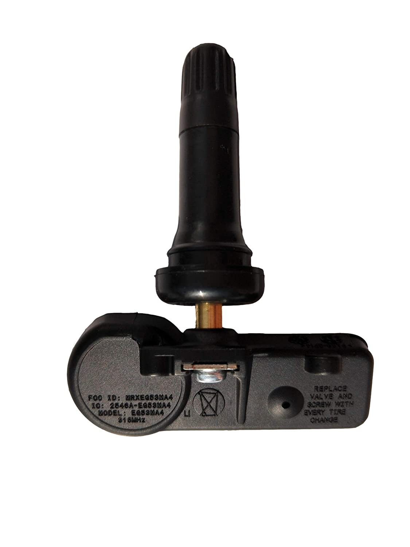 Pack of 4 sensor TPMS002B Gussin 315Mhz TPMS sensor Tire Pressure Monitoring System Sensor for GM Buick Cadillac Chevrolet GMC Pontiac Hummer Saturn Subaru