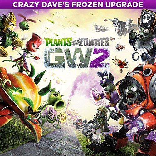 Plants vs. Zombies Garden Warfare 2 - Crazy Dave's Frozen Upgrade - PS4 [Digital Code]
