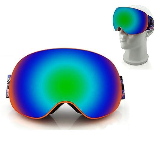 7 opinioni per Occhiali da sci,CAMTOA UV400