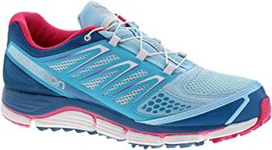 Salomon X-Wind Pro Womens Zapatillas Para Correr - AW15 - 43.3: Amazon.es: Zapatos y complementos