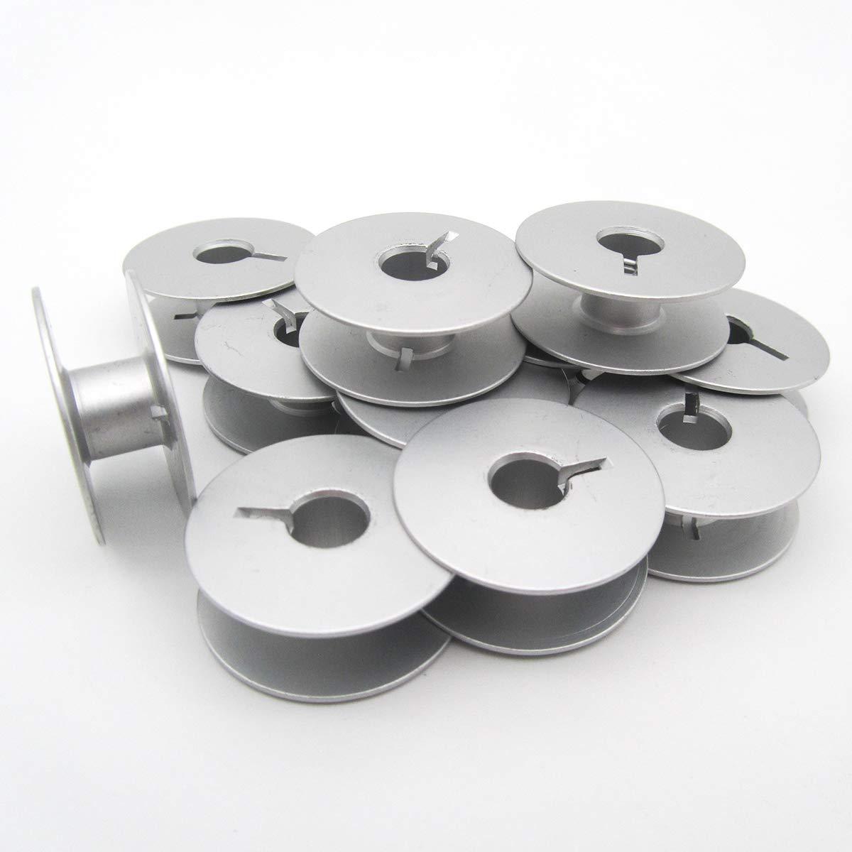 Aluminium Spulen f/ür Pfaff Industrie /& Home N/ähmaschinen # 9033/a