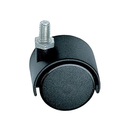 4 ruedas de nailon con perno 40 mm ruedas giratoria para ...