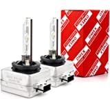 DMEX D1S Xenon HID Headlight Bulbs 4300K Warm White 35W 85410C1 85415C1 66144 66140 Replacement - Pack of 2