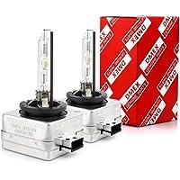 $27 » DMEX D1S Xenon HID Headlight Bulbs 4300K Warm White 35W 85410C1 85415C1 66144…