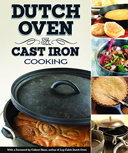 Dutch Oven & Cast Iron Cooking by Peg Couch