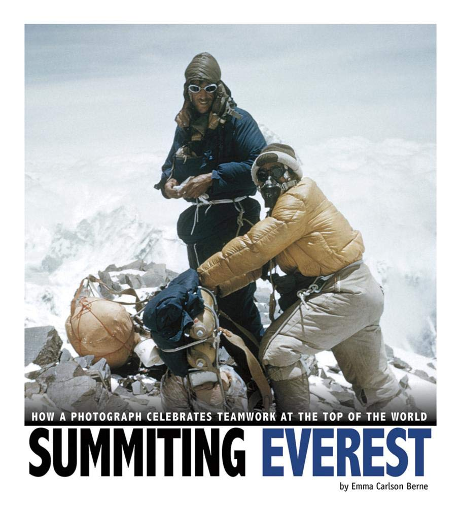 Summiting Everest: How a Photograph Celebrates