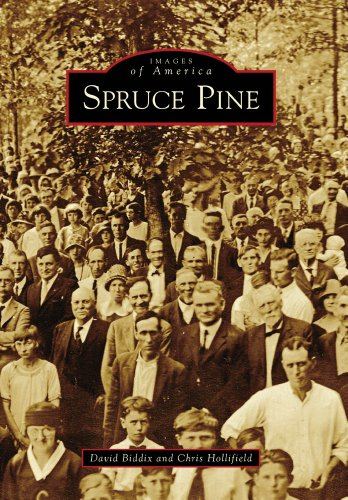 Spruce Pine (Images of America)