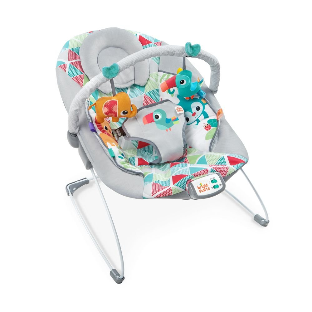 Bright Starts Toucan Tango Bouncer Kids II - FOB CNYTN 10589