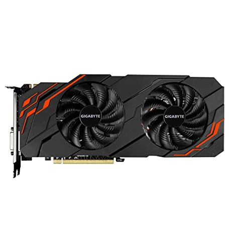 Gigabyte GV-N107TWF2-8GD GeForce GTX 1070 Ti 8GB GDDR5 ...