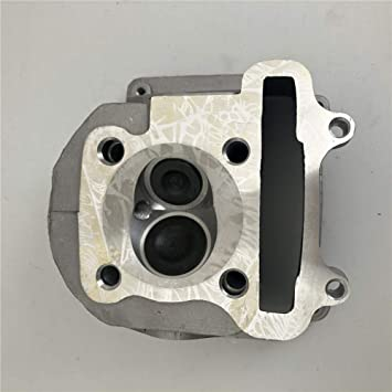 VALVE ASSEMBLY COMPLETE 125CC 150CC GY6 MOPED MOTOR SCOOTERS 152QMI 157QMJ