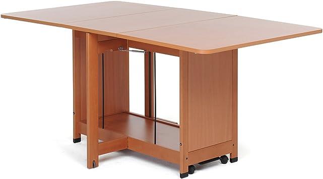 Foppapedretti Table Pliante Copernico Amazon Fr Cuisine