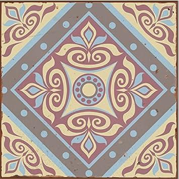 Lot de 10 Style 6 Bleu pastel Vert jaune rose victorien marocain de ...