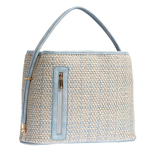 samoe-style-powder-blue-and-cream-snakeskin-woven-convertible-tote