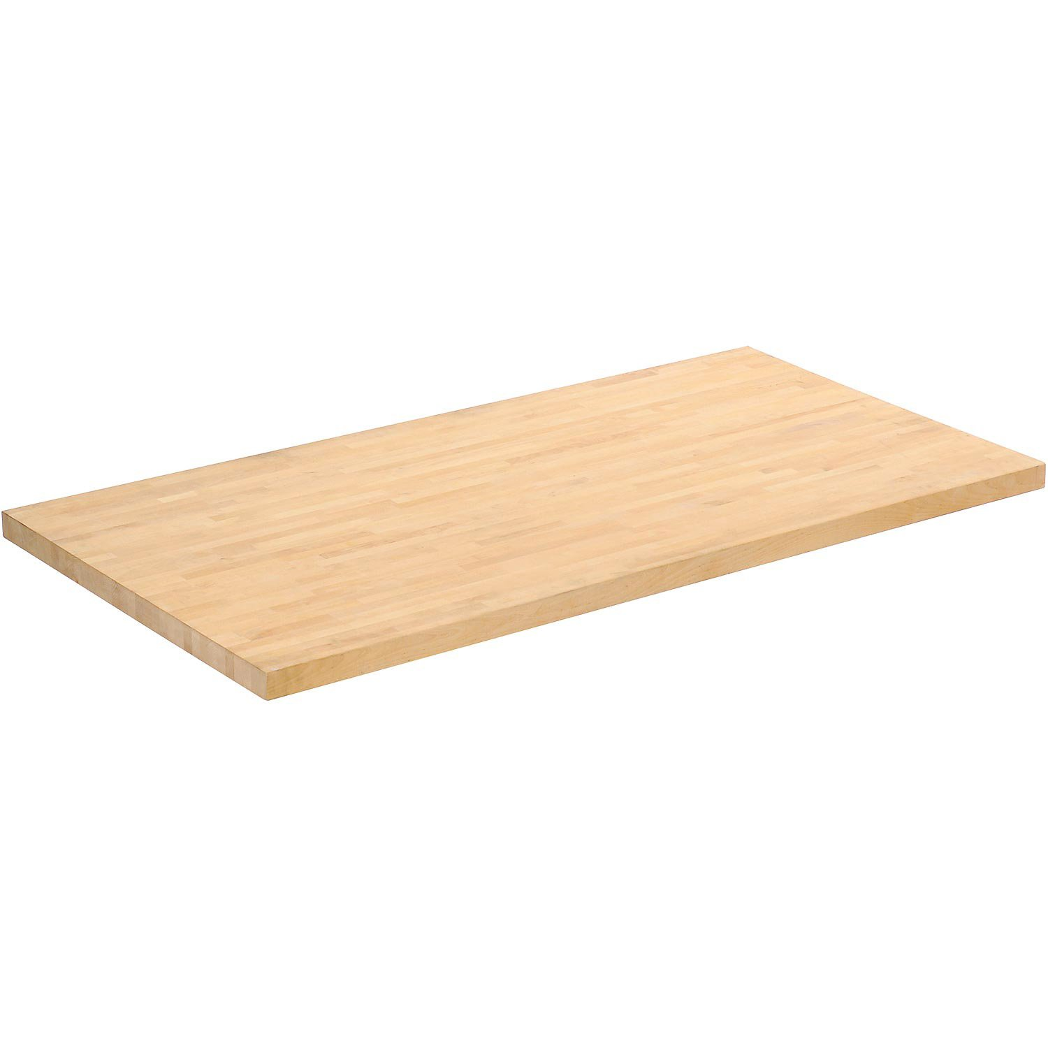 Butcher Block Workbench >> Workbench Top Birch Butcher Block Square Edge 48 W X 30 D X 1 3 4 Thick