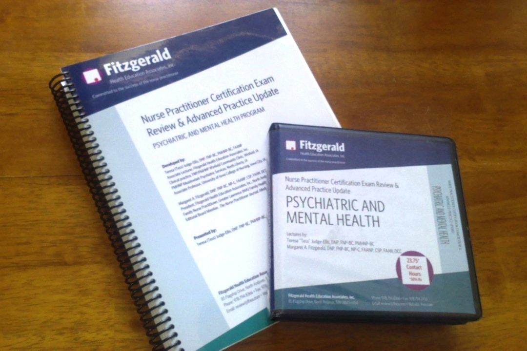 Fitzgerald Nurse Practitioner Certification Exam Review Advanced