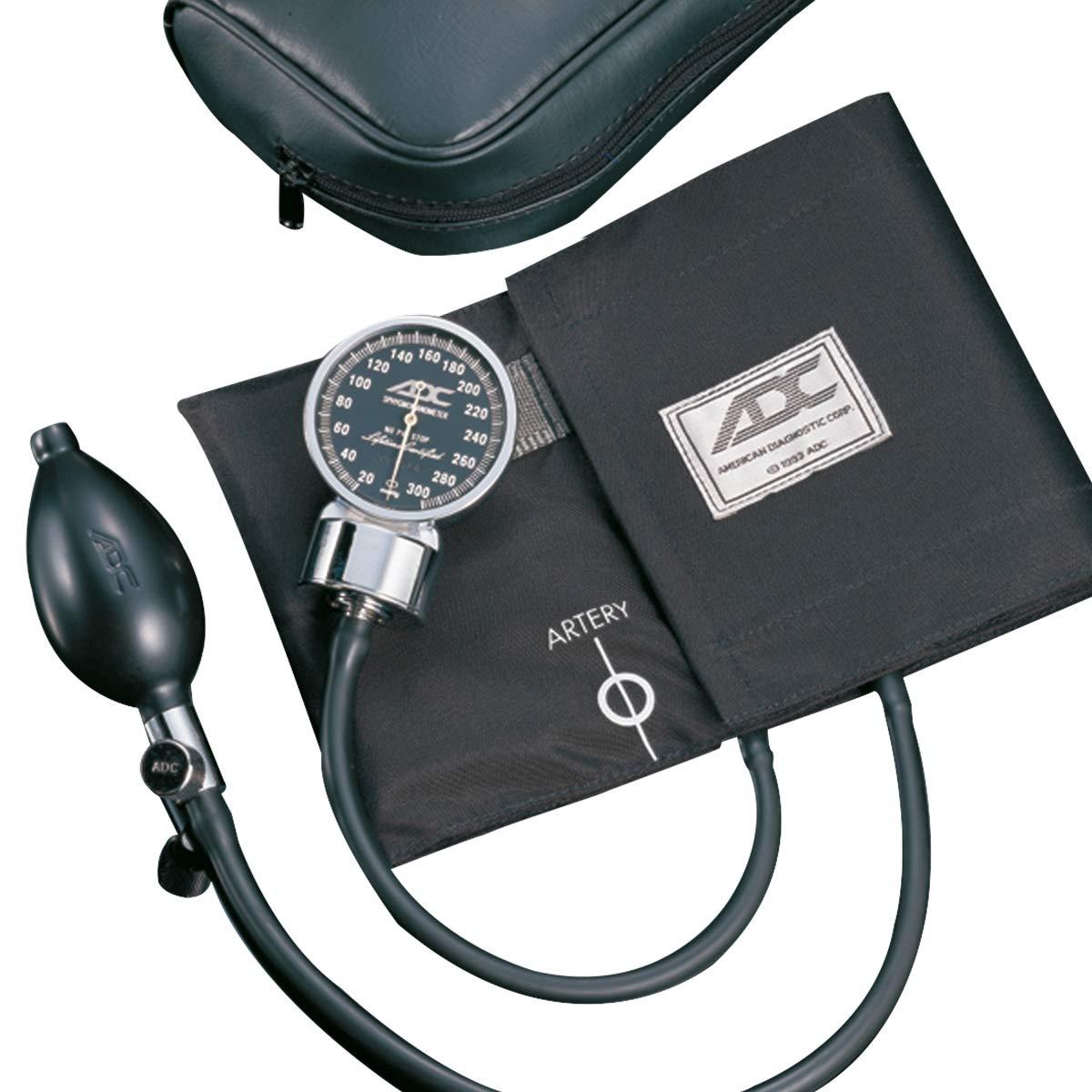 American Diagnostic 1017483 Blood Pressure Cuff Diagnostix 700 Adult Black
