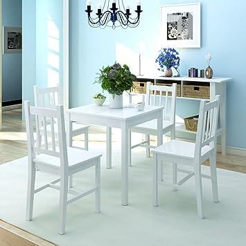 Luckyfu - Juego de Muebles de Cocina y Comedor de Diseño Moderno ...