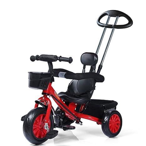 Children bicycle Triciclos para Niños Carritos para Bebés Niños Bicicletas 1-6 Bicicletas para Bebés