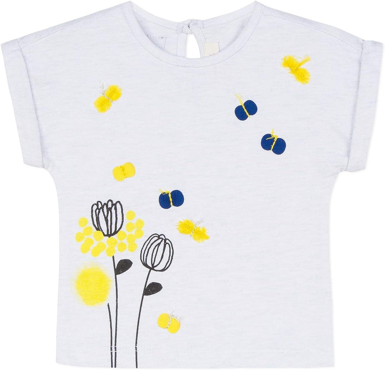 Catimini Cn10043 T-Shirt B/éb/é Fille