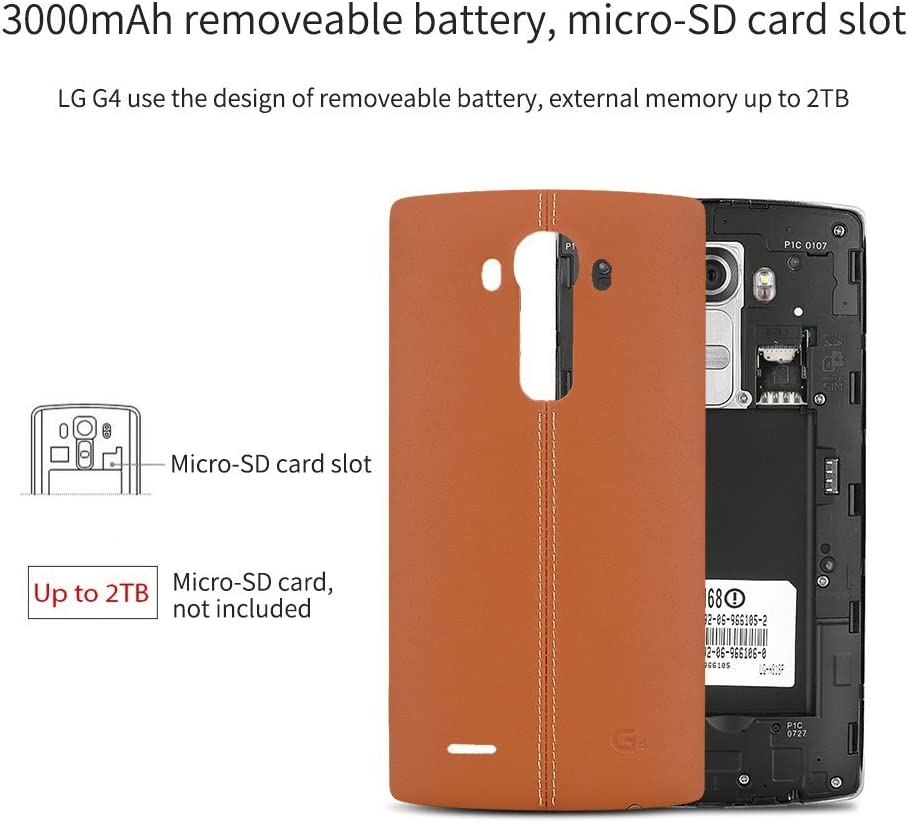 Lg G4 H818P - Smartphone Libre Android 4G (5.5\