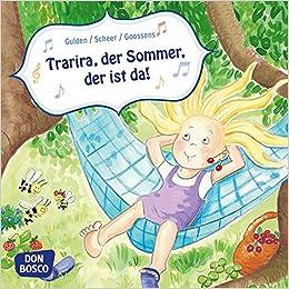 Book Trarira, der Sommer, der ist da! Mini-Bilderbuch