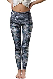 a71fe9afdd390 Onzie High Rise Legging Marble Camo at Amazon Women's Clothing store: