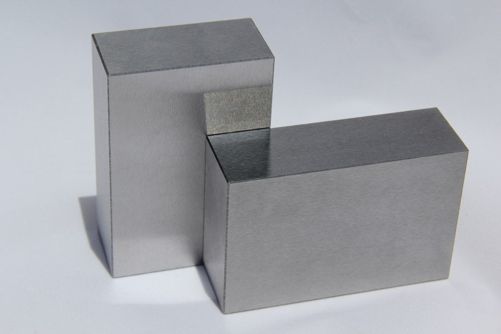 BL-123NH Pair of 1'' x 2'' x 3'' Blocks without holes