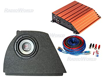 "Ford – Correa de distribución para Ford Focus MK1 Custom Fit 10 ""Sub Subwoofer"