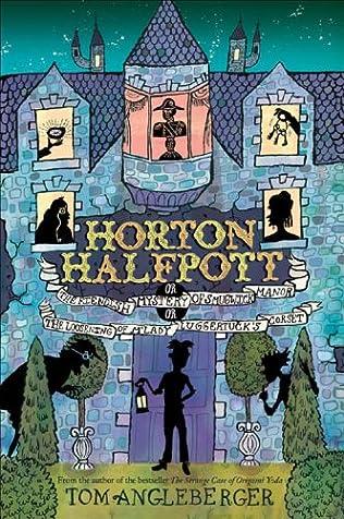 book cover of Horton Halfpott