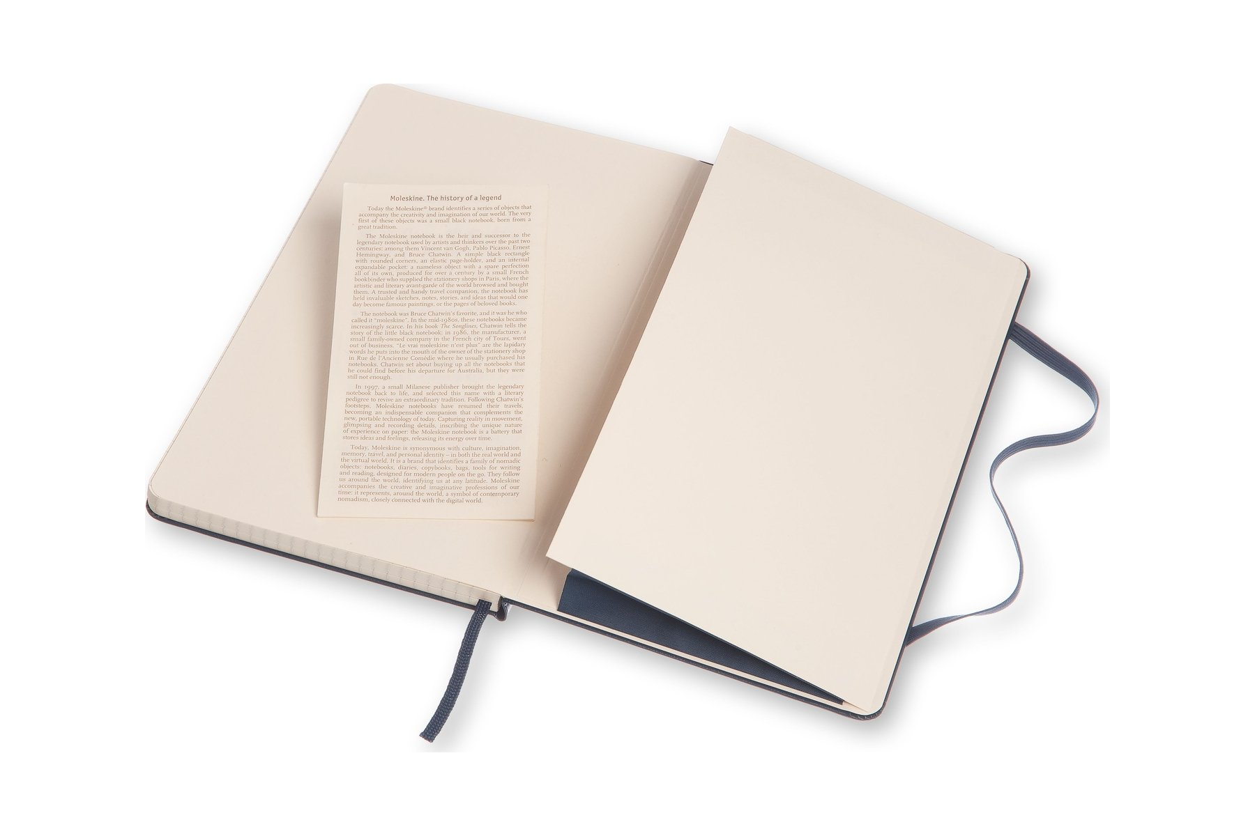 moleskine classic notebook large squared sapphire blue hard cover 5 x 825 moleskine 8051272893762 amazoncom books