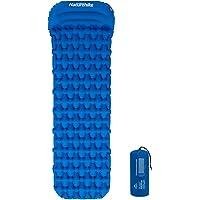 Naturehike Nylon TPU Sleeping Air Pad Lightweight Moistureproof Air Mattress Portable Inflatable Mattress Camping Mat