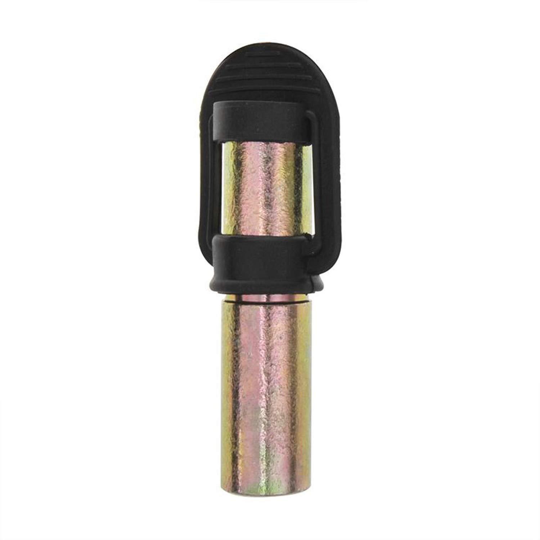 Soporte para luz giratoria soldable con tapa de goma 2 unidades
