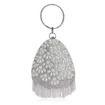 Envelope Style Bag Clutch Bolso de la boda del partido del bolso de la tarde del ...