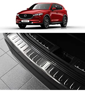 Long Chassis SPACE TOURER//JUMPY Stainless Steel Chrome Rear Bumper Protector Scratch Guard