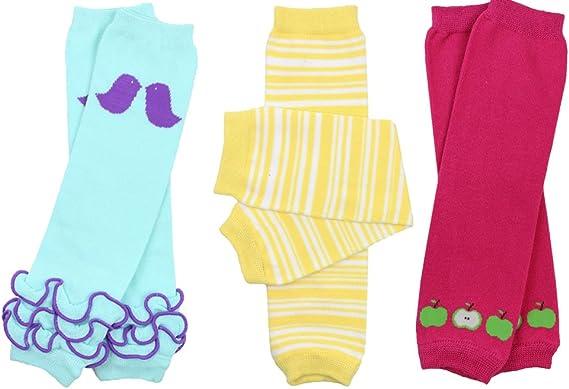 9 PAIRS NEW BABY BOYS GIRLS KIDS ARM LEG WARMER SOCKS LEGGING 1 to 10yrs