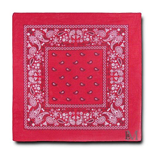 LM-12Pcs-Bandanas-100-Cotton-Paisley-Print-Head-Wrap-Scarf-Wristband