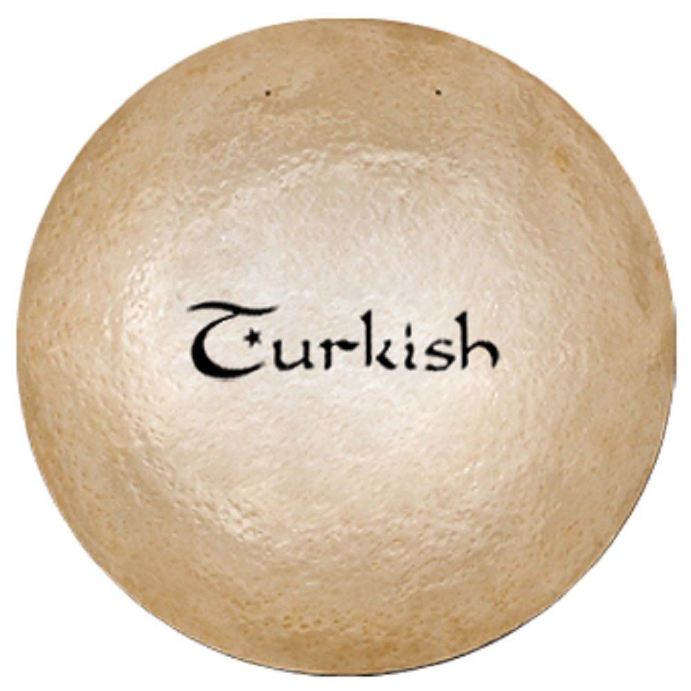 Turkish Cymbals 21-inch Brilliant Gong * GBR21   B075P8LS95