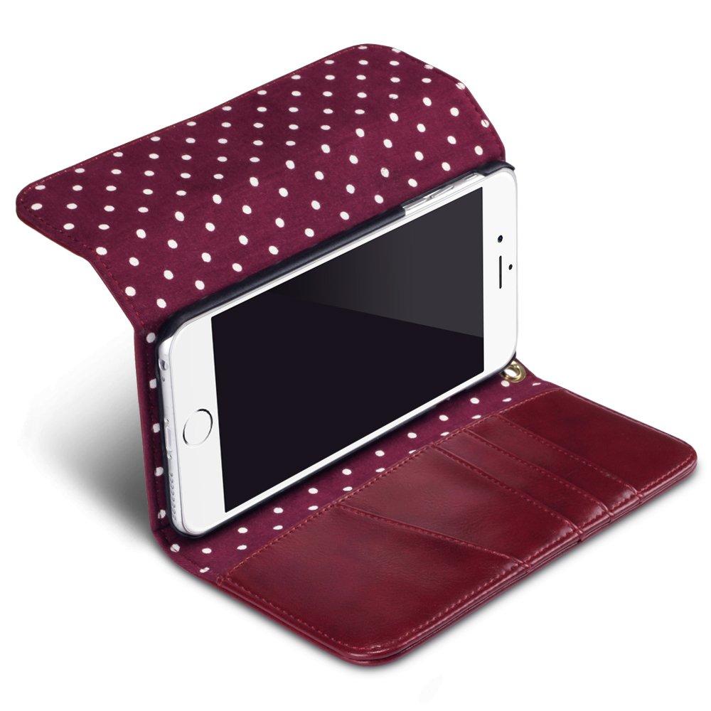 Clutch purse iphone 6