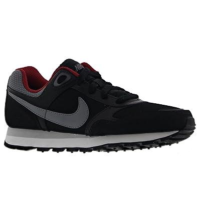 Nike Unisex Runner Sneakers EUR 36½ Black with gray
