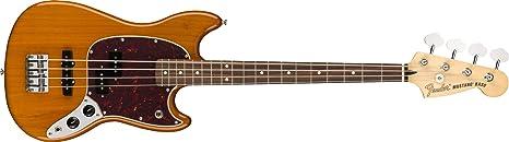 Fender Mustang Bass - PJ - Pau Ferro Fingerboard