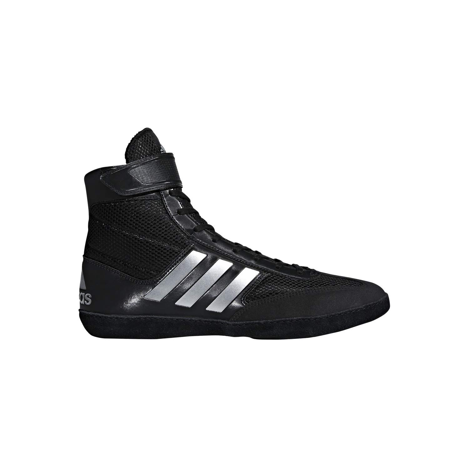 adidas Men's Combat Speed.5, Silver Metallic/Black, 5 M US