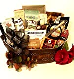 Golden Luxuries by Goldspan Gift Baskets