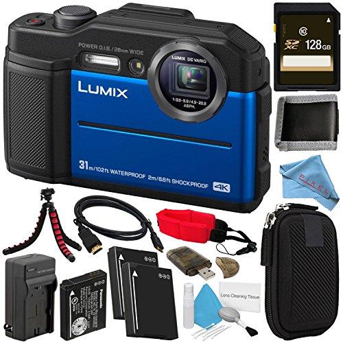 Panasonic Lumix DC-TS7 Blue