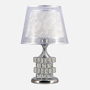 SED Lámpara de Mesa de Noche Moderna del Dormitorio lámpara ...